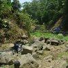 дорога на водопад Мадакарипура, 1км