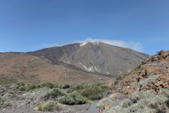 Национальный парк Лас Каньядас дель Тейде