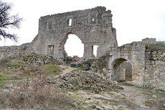 Пещерный город Мангуп
