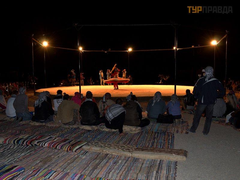 Бедуинская деревня в Египте