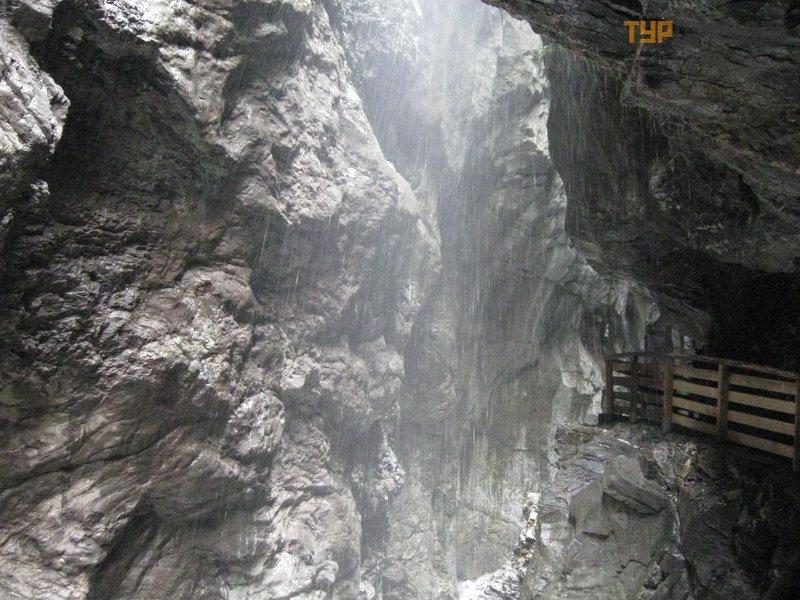 Лихтенштейнское ущелье