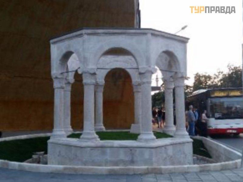 Гробница Каплан-Паши