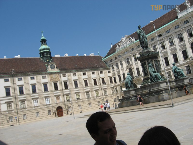 Резиденция президента Хофбург